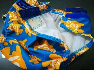 Branded Swim Nappy