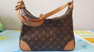 Louis Vuitton Bolougne Bag Authentic