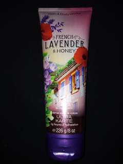 Lavender Honey Lotion