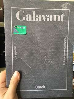 Galavant Issue No.3