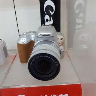 Kamera Canon EOS 200d New DSLR (Kredit Bunga 0% + Dp 0%)