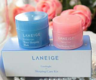 [NEW] Laneige Sleeping Care Goodnight Kit