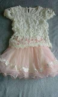 女童洋裝(100-130)
