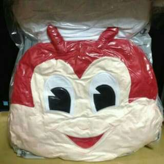 Jollibee Head Pillow