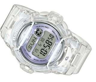 Casio Baby G Watch bg169 brand new