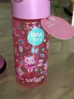 Brand new Smiggle water bottle