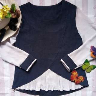 Fashionble korean top