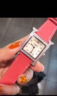 Hermes inspired watch