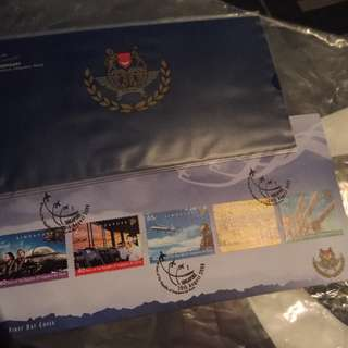 RSAF 40th Anniversary (2008) First Day Cover