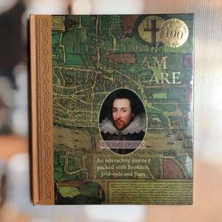The Life and Times of William Shakespeare - Ari Berk