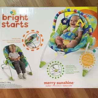 Bright Starts Baby Rocker