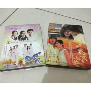 🚚 18歲的約定 + 雙璧傳說 合輯 /戀香 二手電視DVD