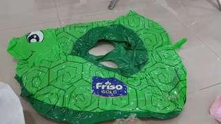 New intex Turtle swimming