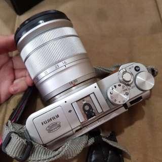 Camera FujiFilm X-A2