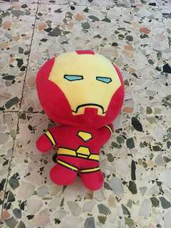 Iron man soft toys