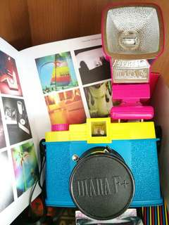 Diana F+ CMYK Lomo Camera