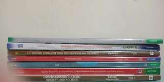 GRADE 12 BOOKS