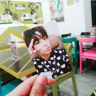 GOT7 Youngjae Photocard Official