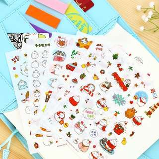 (PO) Molang Stickers 1