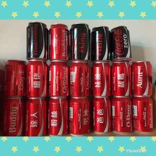 可樂特別版吉罐