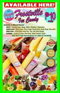 frostville ice candy