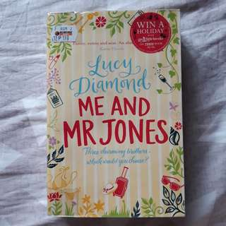 Me and Mr. Jones - Lucy Diamond