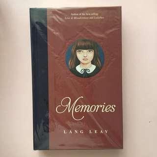 Memories lang leav