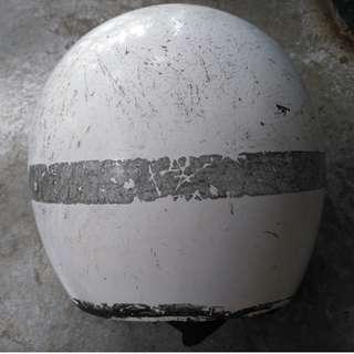 (Sold) Vintage Bell Shoei Fiberglass Telur Helmet