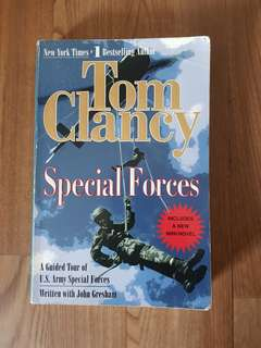 Tom Clancy- Special Force