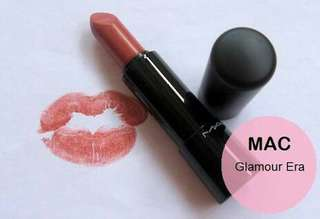 MAC Mineralize Lipstick in Glamour Era