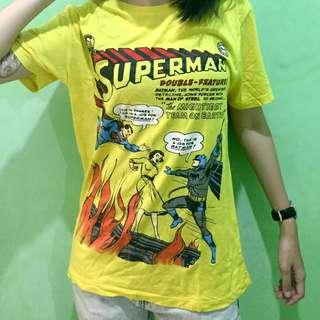 Kaos Superman DC Original