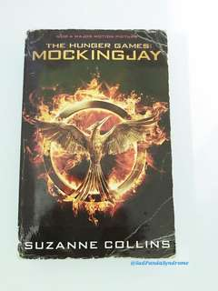Suzanne Book (The Hunger Games)
