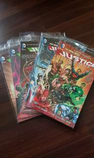 Justice League - The New 52