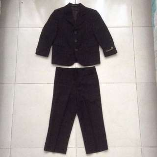 Kid's Coat Set