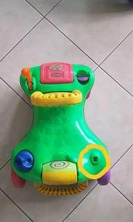 Playskool Step Start Walk 'n Ride Toy