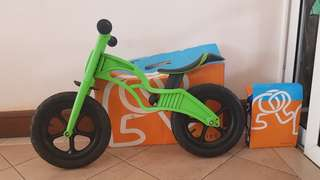 Pop Bike Children Kids Learning Balance Bike