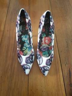 Iron Fist heels size 38 NEW