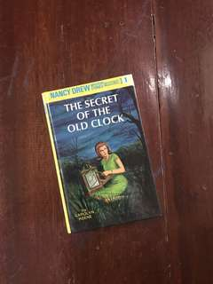 Nancy Drew: The Secret of the Old Clock by Carolyn Keene