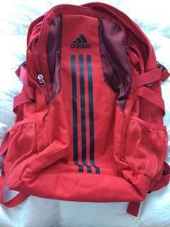 Adidas Performance Red Backpack