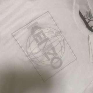 Kenzo Globe Tshirt