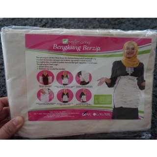 New Bengkung Zip (never use)