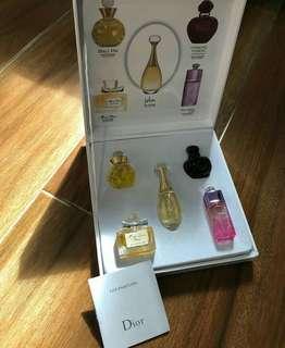 Parfume Mini Dior