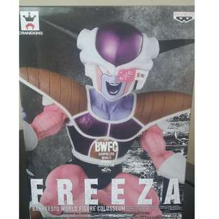 BANPRESTO DRAGONBALL BWFC FREEZA
