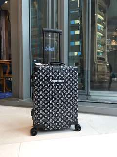 Rimowa x LV Supreme Luggage