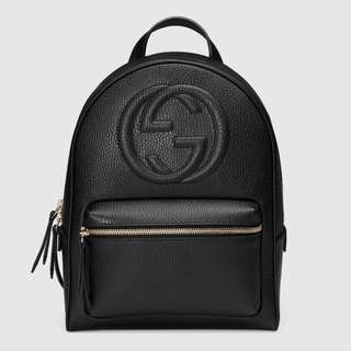 ➰Gucci Soho Backpack
