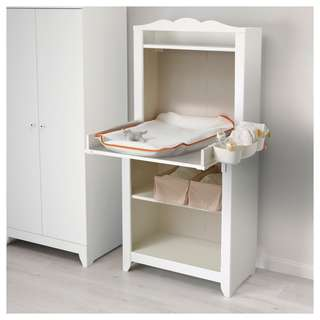 IKEA Hensvik Changing table and desk
