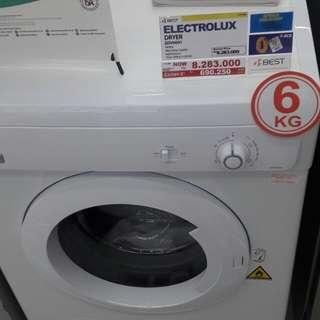 Mesin cuci bisa di cicil tanpa kartu kredit promo 0%