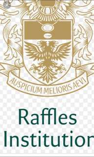 A LEVEL H2 RAFFLES INSTITUTION NOTES PCME