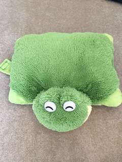 Frog pillow pet 🐸