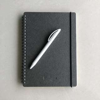 Steelcase Notebook and Pen
